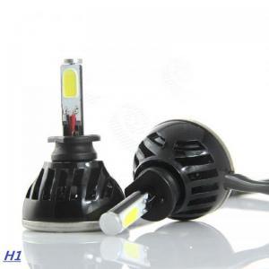 G5 H1 H3 H7 H11 9005 H4 car LED Headlights COB 80W 8000LM AUTO