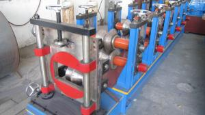 China Customized Cold Roll Forming Machine , Storage Rollforming Machines on sale