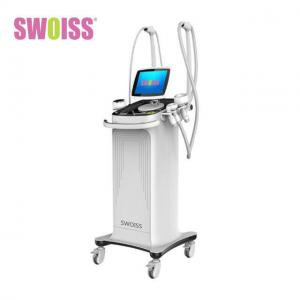 China Ultrasonic Cavitation Rf Slimming Machine With RF Vacuum Roller Massage on sale