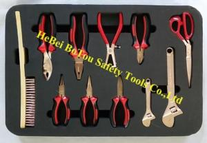 China Non Magnetic EOD Tool Kit 36 pcs By Copper Beryllium AA01-36 on sale