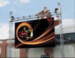 China Outdoor SMD Rental LED Screen HD High Brightness For Advertising / Events wholesale