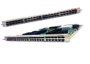 China Catalyst 6800 Network Module C6800-48P-SFP= 48-Port 1GE Fiber Module on sale