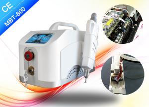 China CE Q Switch ND Yag Laser Skin Brightening / Tattoo Removal System For Home Use on sale