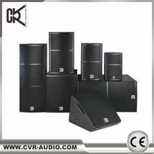 China active 12 inch full range pa speaker disco sound system Chinese pro audio factory on sale