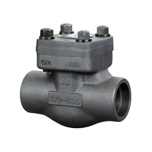 China 304L 316L stainless steel Check Valve / Forged Steel Gate Valve For Oil Field on sale