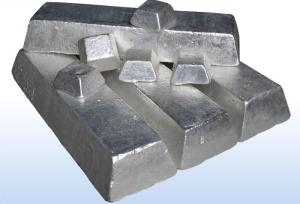 China High-purity Magnesium Ingot on sale