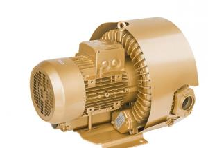 China 7.5kw Roots Blower 2 Stage Vacuum Pump For Waste Sewage Treatment on sale