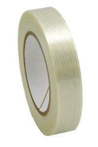 China 0.15mm Electrical Insulation Tape Cross Glass Fiber Filament Tape for Oil Transformers on sale
