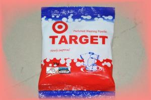 China 35g Target detergent washing powder for washing machine or hand washing on sale