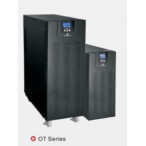 China 6KVA Single Phase High Frequency Ups Online Ups System 260x560x717mm on sale