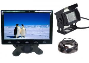 China Backup Car Reversing Camera LCD 7 inch Monitor 10M IR Vehicle Camera on sale