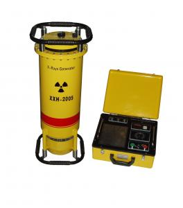 China Portable x-ray machine for welding line detection , radiography testing equipment on sale