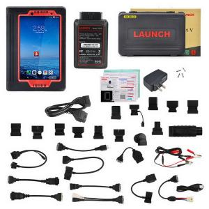 China Launch X-431 V 8inch Tablet Scanner Wifi/Bluetooth Full System Launch X431 V Diagnostic Tool on sale