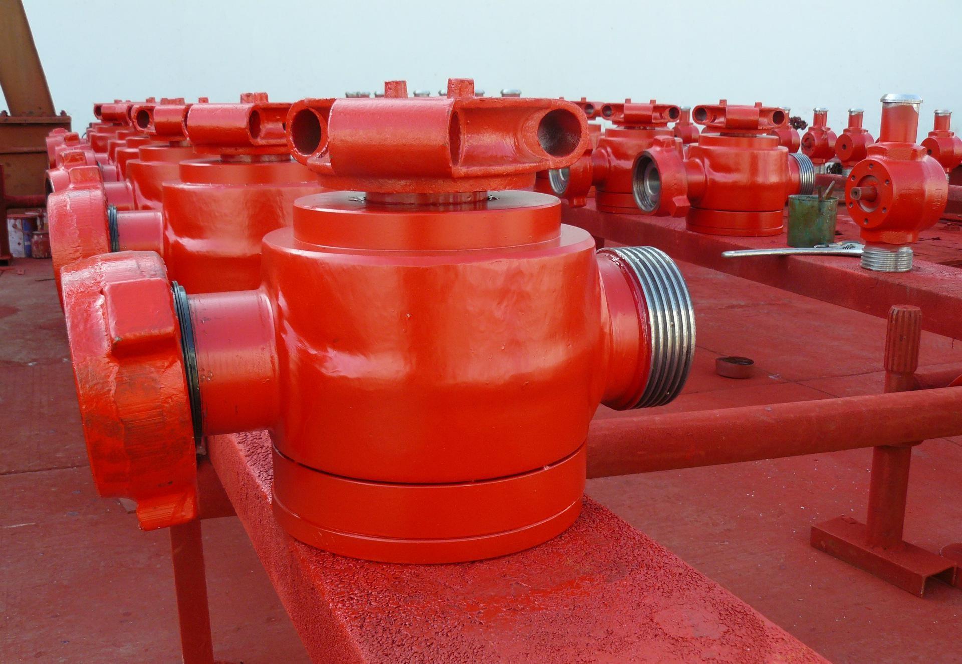 P Seal Wellhead API 6A high pressure P...