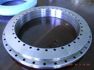 China CNC Turning Machining AISI  C1117 Forged Forging Rolled Steel Thrust Bearing Races on sale