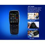 China 3.5 inch Android Portable Data Terminal  With Barcode Scanner / NFC Reader wholesale
