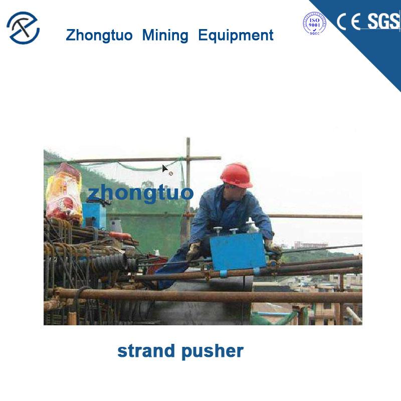 Strand Pusher Machine|Post Tension for sale – Bridge