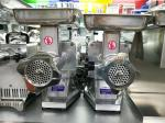 Aluminium Alloy Meat Grinder Mincer Food Processing Equipments CE RoHS Approve