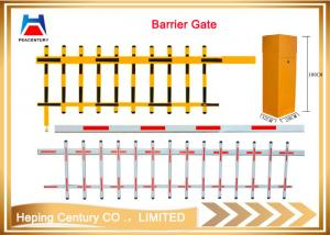 China Automatic parking lot control road barrier and fast speed barrier gate on sale