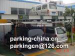 Sistema mecánico del estacionamiento
