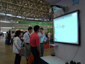China Tacto Whiteboard interactivo móvil elegante del finger para la presentación en la reunión on sale
