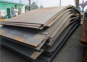 China Custom Length Ms Plate / Black Iron Plate S235 S355 Ss400 A36 Standard on sale