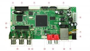 China Custom PCB Boards Contract Electronic Manufacturing on sale
