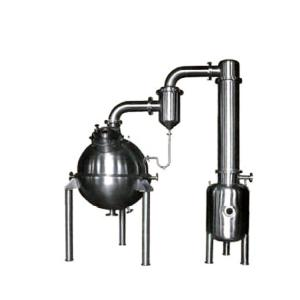 China LTN Series High Efficient Herb Extraction Machine , Plant Extraction Equipment on sale