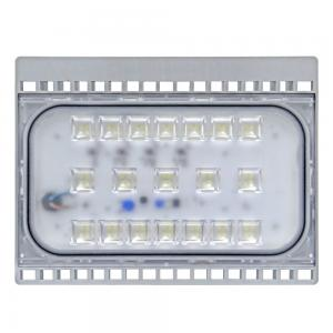 China New style CRI 80 SMD2835 IP65 50W super slim advertisement LED Flood light on sale