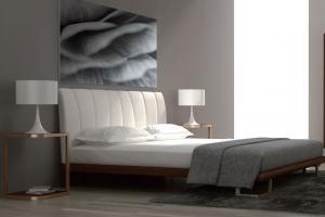 China Metal&melamine  hotel furniture HF-08 on sale