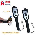 Portable Hand Held Dangerous Liquid Detector High Sensitivity Explosive Detector