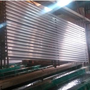 China fabrication en aluminium en aluminium de porcelaine de portes et de fenêtres de profil d'extrusion de profil on sale