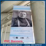 Building Advertising Flex PVC Outdoor Hanging Banner