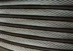 Stainless Steel  Ropes (Cables) For Offshore Crane And Yacht Construction