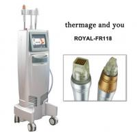 Thermage CPT Microneedle Fractional RF For Acne Scars Removal