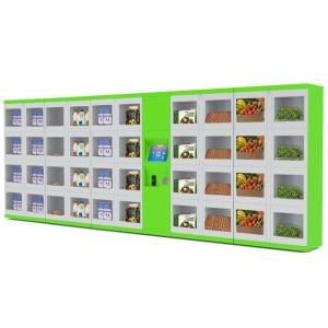 China Remote Control Snack / Beverage Locker Vending Machines For Safety Supplies on sale