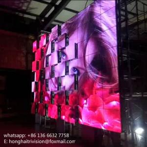 China moving event stage backdrop bumping led backdrop stage design on sale