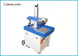 China 650mm Ruler Shaft Diode Metal Laser Marking Systems 20W 30W 20KHz ~ 100KHz on sale