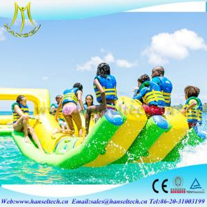 China Hansel amazing portable swimming pools for kids games amesement equipment on sale