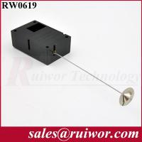 RW0619 Security Tether for Retail Displays with ratchet stop function