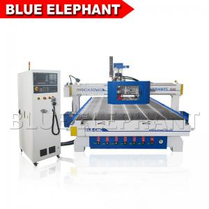 China 2040 BLUE ELEPHANT Best Autotool Change System CNC Router Wood Carving Machine for Aluminum or Furniture on sale