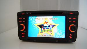 China 3G Fully Touch Screen SKODA OCTAVIA GPS Automobile DVD Players SKD-706GD on sale