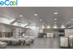 Ordinaire ... Quality Stainless Steel Frozen Food Storage Warehouses , Industrial  Refrigeration Freezer Food Processing For Sale ...