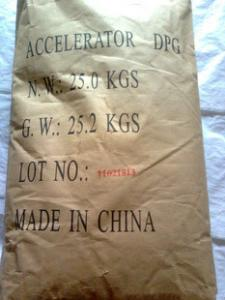 Quality rubber accelerator DPG for sale