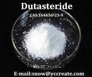 China Dutasteride ( Avodart ) Sex Steroid Hormones Men Sex Enhancement CAS 164656-23-9 on sale
