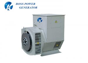 China Single Bearing Brushless Generator Head 80kw 100kva Industrial Grade on sale