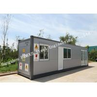 Customized Modified Prefab Storage Containers Sandwich Panels Easy Installation