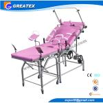 New Design Gynecological Chair Examing Bed Synthetic Obstetric Delivery Table