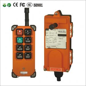 China 8 Single channels wireless remote control for hoist ,high quality crane remote controls F21-E1B on sale