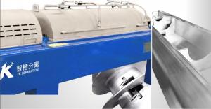 China Medicine Health Grade 2 Phase Separation Centrifuge Full - Automatic Cleaning System on sale